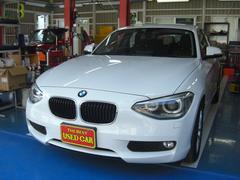 BMW120i ワンオーナー 禁煙車 ナビTV