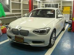 BMW116 スタイル 禁煙車 純正ナビ バックカメラ