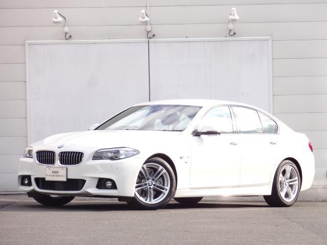 BMW 5シリーズ 523i Mスポーツ (検31.9)