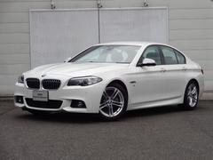 BMW523d Mスポーツ 元試乗車 ACC フロントリアPDC