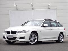 BMW318iツーリング Mスポーツ LEDヘッドライト