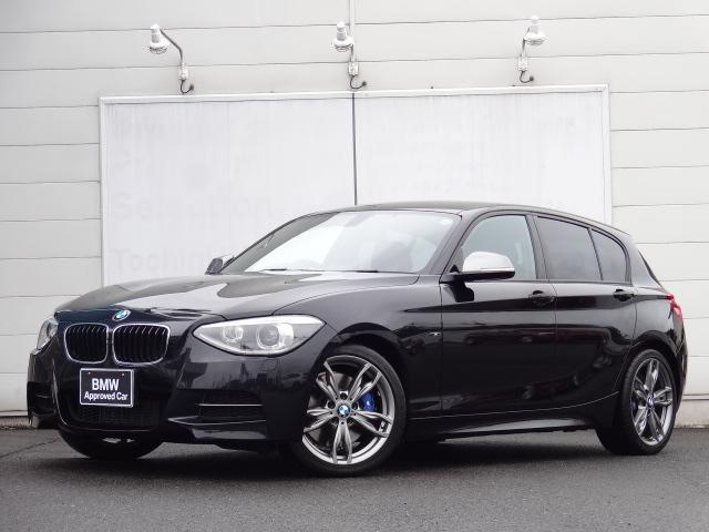 BMW 1シリーズ M135i コンフォートアクセス 純正18イン...