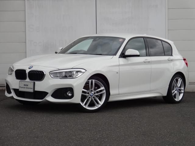 BMW 1シリーズ 118d Mスポーツ ワンオーナー ACC (...