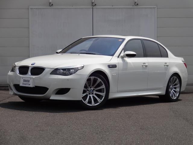 BMW M5 M5 サンルーフ レザーシート シートヒーター (検...
