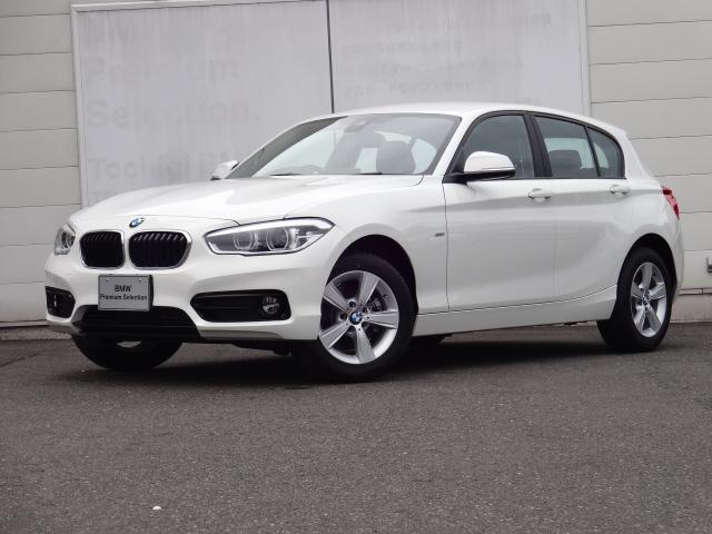 BMW 1シリーズ 118d スポーツ LEDヘッドライト クルー...