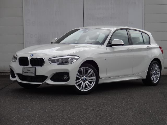 BMW 1シリーズ 118i Mスポーツ LEDヘッドライト 低走...