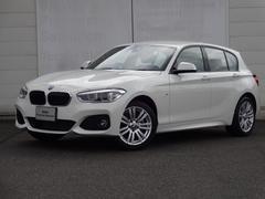 BMW118i Mスポーツ LEDヘッドライト 低走行車