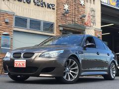 BMWM5 純正ナビ SR レザーシート プッシュスタート