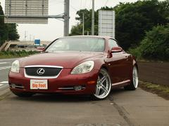 SCSC430 WORK20AW RS/R車高調 黒革 マクレビ