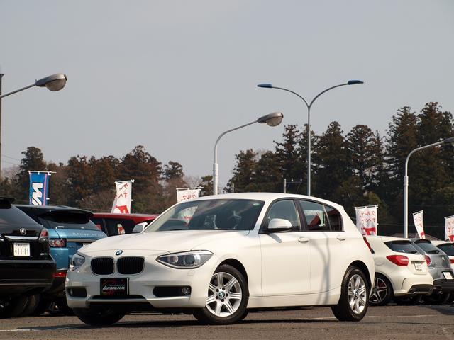 BMW 1シリーズ 116i 禁煙 アイドルストップ HID 純正...
