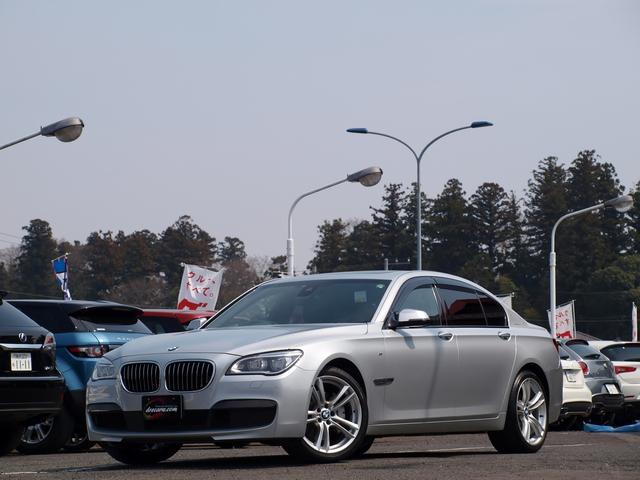 BMW 7シリーズ アクティブハイブリッド7 Mスポーツ 1オナ ...