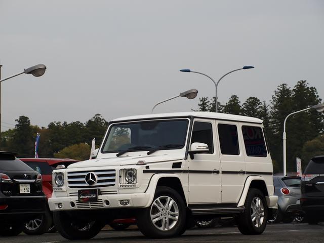 メルセデス・ベンツ Gクラス(ゲレンデヴァーゲン) G350ブルー...