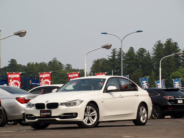BMW 3シリーズ 320i スポーツ 1オナ HID 純正ナビ ...