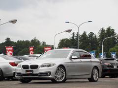 BMWアクティブハイブリッド5 ラグジュアリー後期 HUD SR
