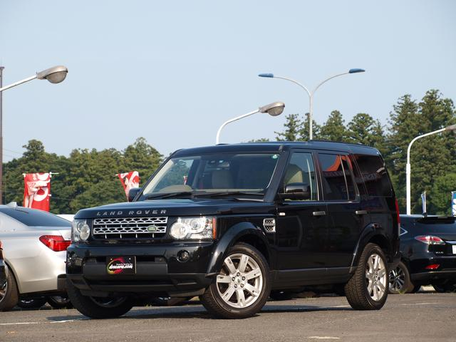 Photo of LAND_ROVER DISCOVERY 4 SE / used LAND_ROVER