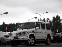 M・ベンツG350 ブルーテック ラグジュアリーPKG