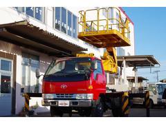 ダイナトラック高所作業車 タダノ AT−115S スーパーデッキ