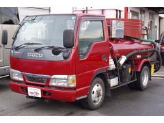 エルフトラック4WD モリタエコノス社製 バキュームカー