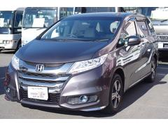 オデッセイG・EX インターナビリヤエンターテインメント 4WD