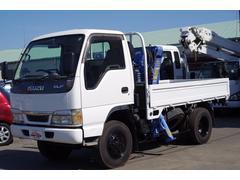 エルフトラック4段簡易クレーンラジコン付き 高床4WD ラジコン付き