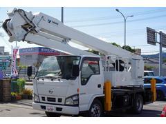 アトラストラック屈伸式高所作業車 タダノAT−195CG