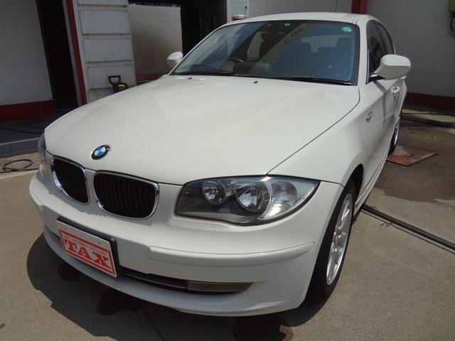 BMW 1シリーズ 116i (車検整備付)