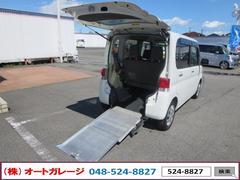 タント福祉車両スローパー車椅子移動車