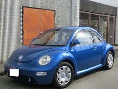 VW ニュービートルベースグレード キーレス 天井内貼り張替済み
