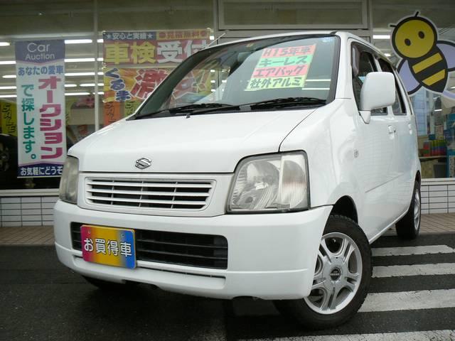 スタッドレアルミセットキャンペーン♪(o^−')車検2年付♪社外アルミ♪キーレス!CD!ABS♪タイミングチェーン♪