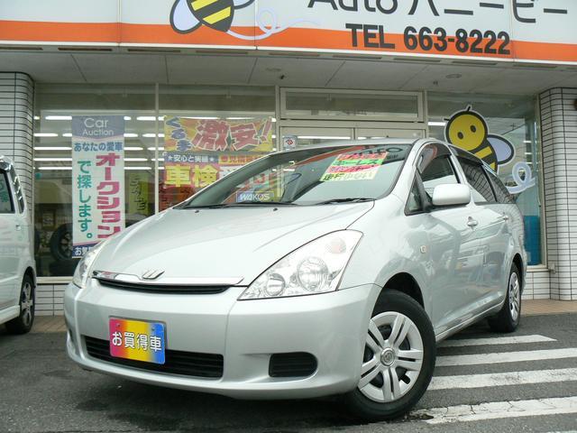 トヨタ Xキーレス CDMD エアバッグ ABS