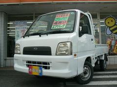 サンバートラックTB4WD エアコン パワステ エアバッグ