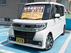 タントカスタムRS トップエディションSAIII 新車保証 最新型