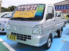 NT100クリッパートラックDX エアコン パワステ 3方開 5速MT 届出済未使用車