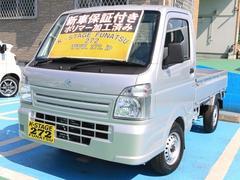 キャリイトラックKCエアコン・パワステ3方開 2WD 届出済未使用車 5MT