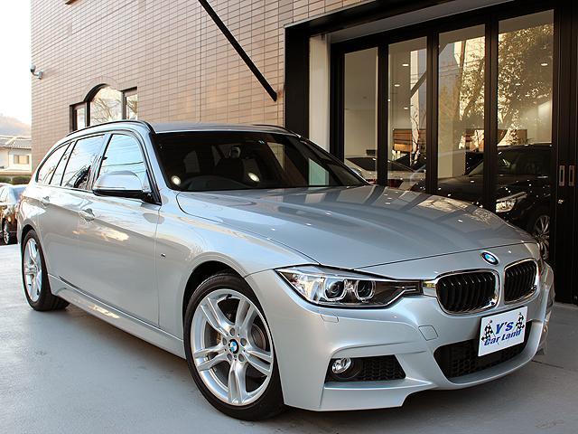 BMW 3シリーズ 320dツーリングMスポーツ 1オ−ナ−Dアシ...