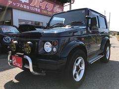 ジムニーシエラエルク 4WD フォグランプ 背面タイヤ