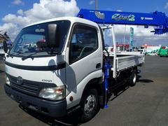 ダイナトラック05112 2t6段クレーンラジコン ワイド リヤジャッキ