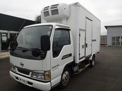 アトラストラック0646 低温冷凍車ー30度設定 11尺 サイド扉リヤ3枚扉