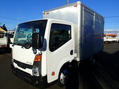 アトラストラック0635 2tアルミバン ショート左右サイド扉 リヤ3枚扉
