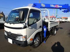 ダイナトラック0668 4段クレーンラジコン 11尺ショート2.95t