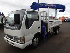 エルフトラック0680 4段クレーンラジコン 標準ロング NOxPM適合