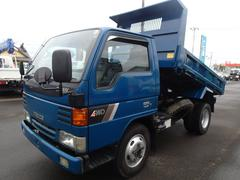 タイタントラック0699 2tダンプ 4WD 新明和製強化