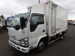 エルフトラック06112  低温冷凍車−30度設定 左右サイド扉