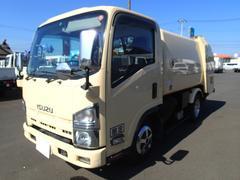 エルフトラック06116 パッカー車巻込式 モリタ製5立米