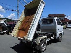 キャリイトラックダンプ 4WD エアコン