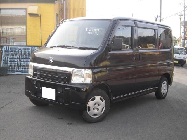 Photo of HONDA VAMOS M / used HONDA