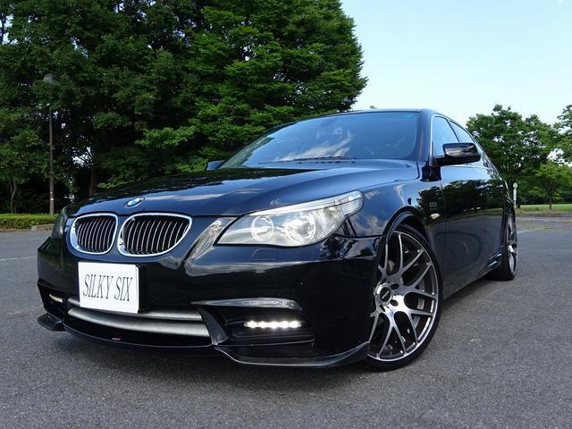 BMW 5シリーズ 525iハイラインパッケージ  フルエアロカス...