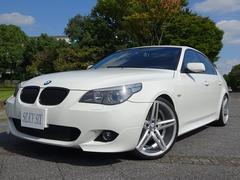BMW525i Mスポーツパッケージ 左ハンドル 20AW 車高調