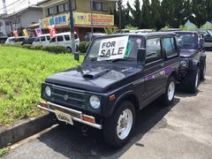 ジムニーターボ 4WD