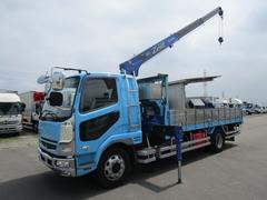 ファイター増トン3段ブーム フックイン ラジコン積載6.6t